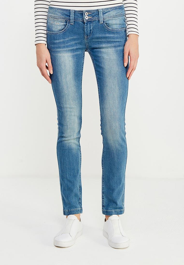 Зауженные джинсы oodji (Оджи) 12103112/33636/7000W