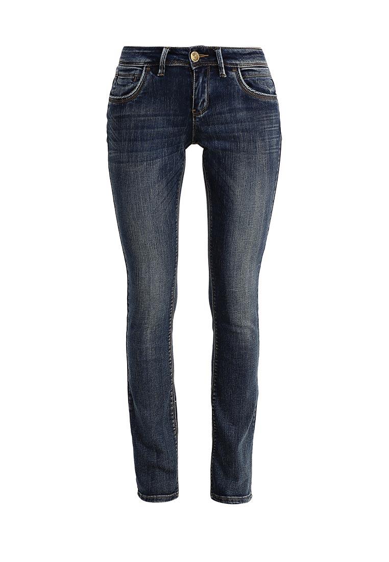 Зауженные джинсы oodji (Оджи) 22103048/33636/7500W