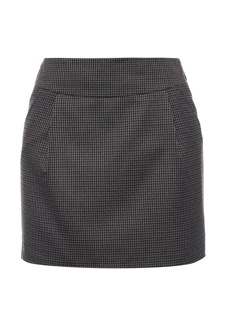 Прямая юбка oodji (Оджи) 11605056-2/22124/2539C
