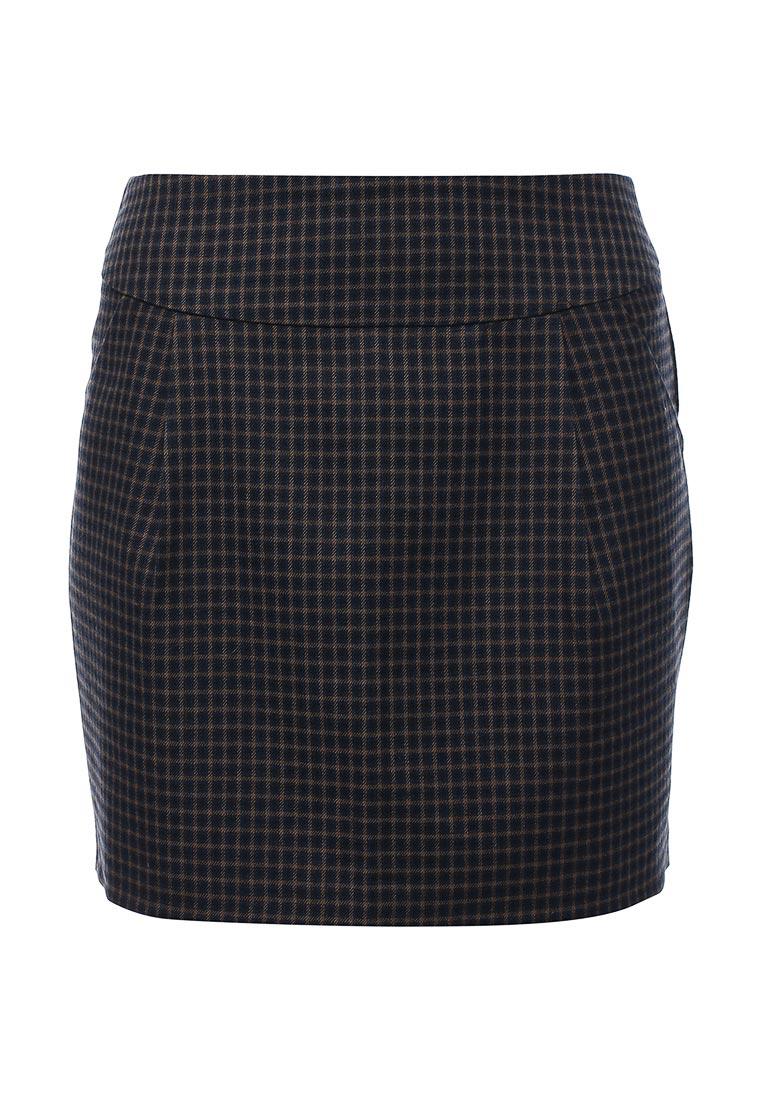Прямая юбка oodji (Оджи) 11605056-2/22124/7937C