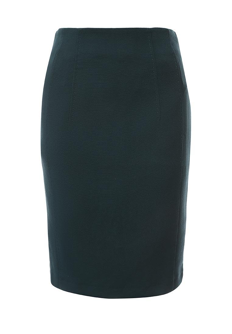 Прямая юбка oodji (Оджи) 21601259-1/31291/6C00N
