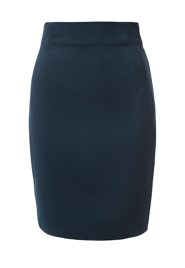 Прямая юбка oodji (Оджи) 21601295/33574/7400N