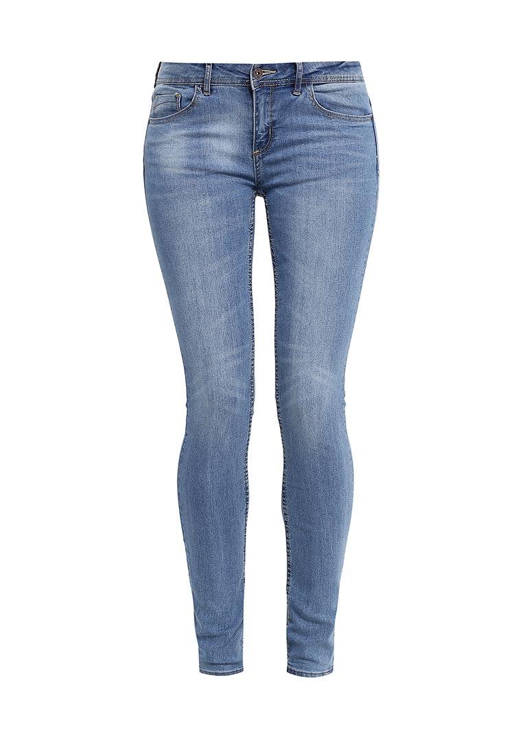 Зауженные джинсы oodji (Оджи) 12103139/45877/7500W