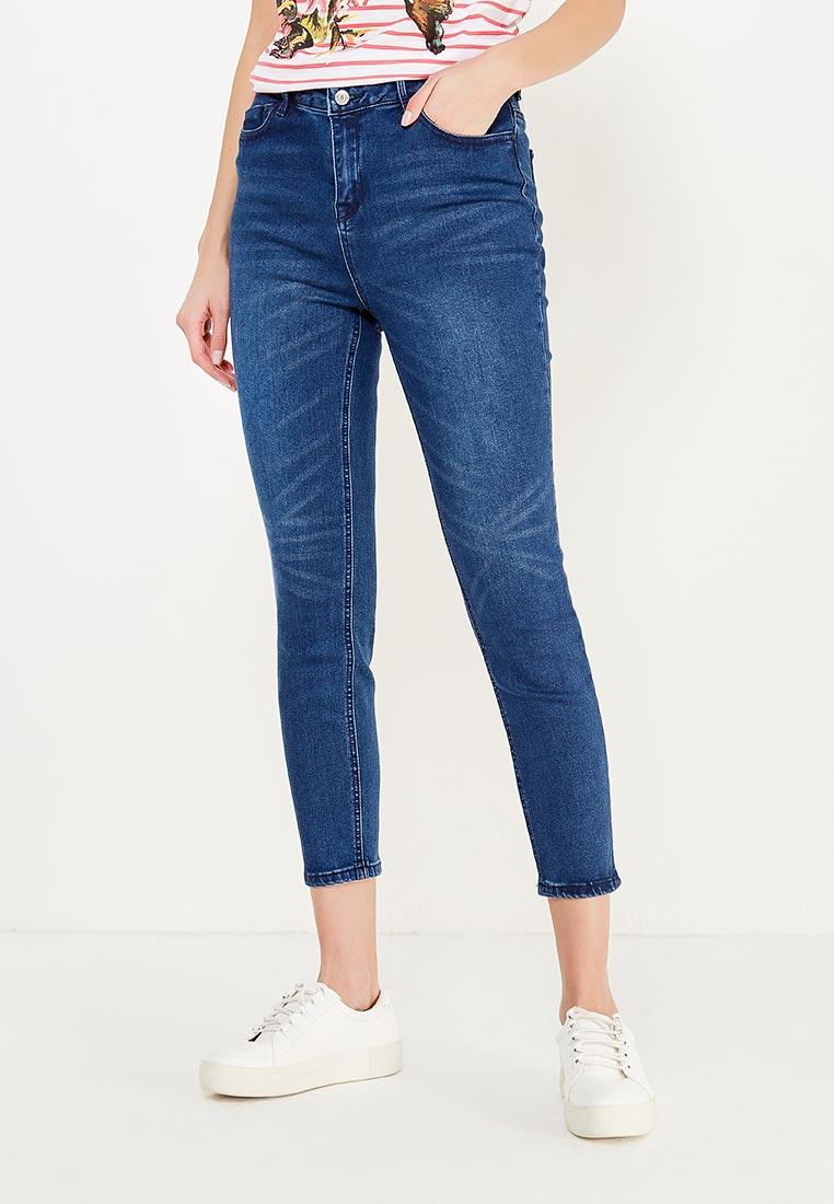 Зауженные джинсы oodji (Оджи) 12103139/45877/7900W