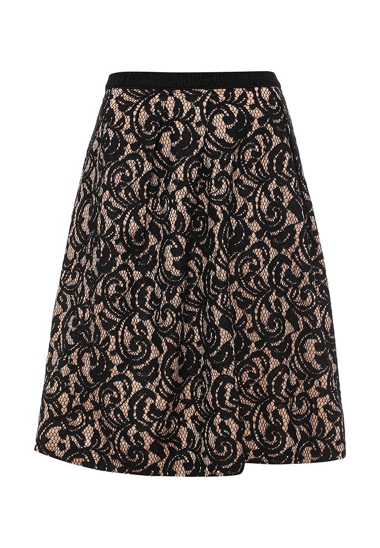 Широкая юбка oodji (Оджи) 21600297/43561/3529L