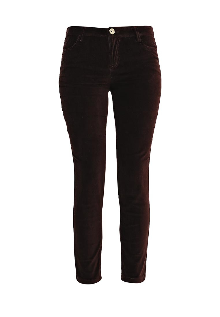 Женские зауженные брюки oodji (Оджи) 11703094/33099/3900N