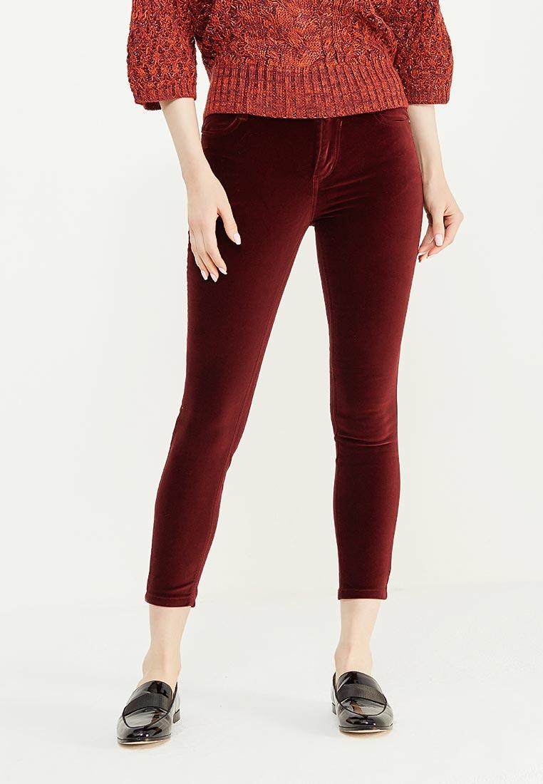 Женские зауженные брюки oodji (Оджи) 11703094/33099/4900N