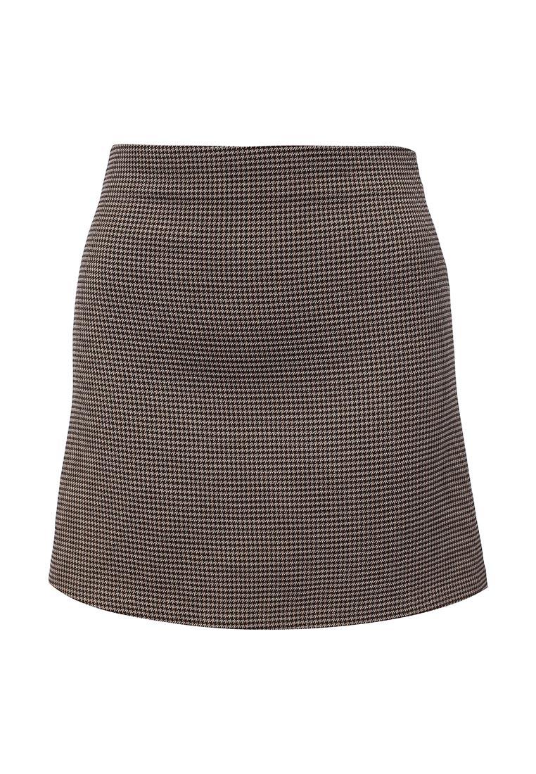 Прямая юбка oodji (Оджи) 11600413-4/45930/3339G
