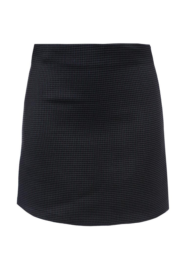 Прямая юбка oodji (Оджи) 11600413-4/45930/6D49G