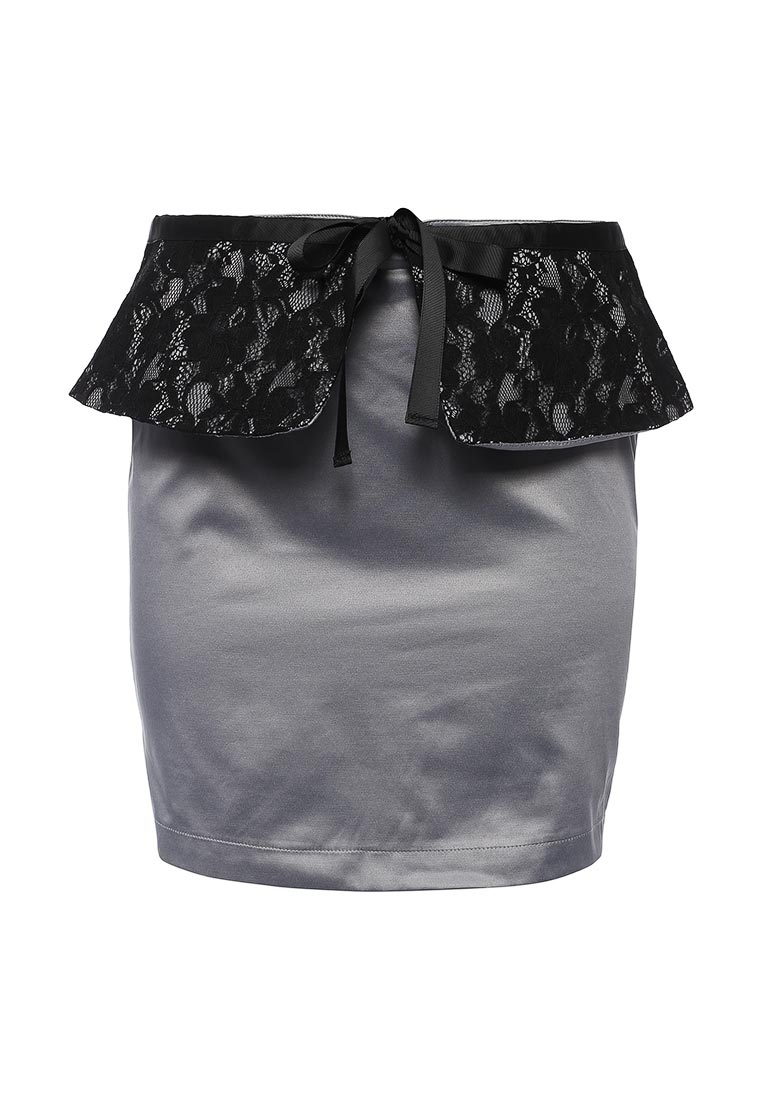 Прямая юбка oodji (Оджи) 11601166M/18115/2300N
