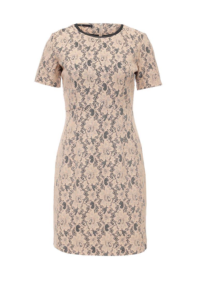 Платье-мини oodji (Оджи) 11900213/45991/2935L