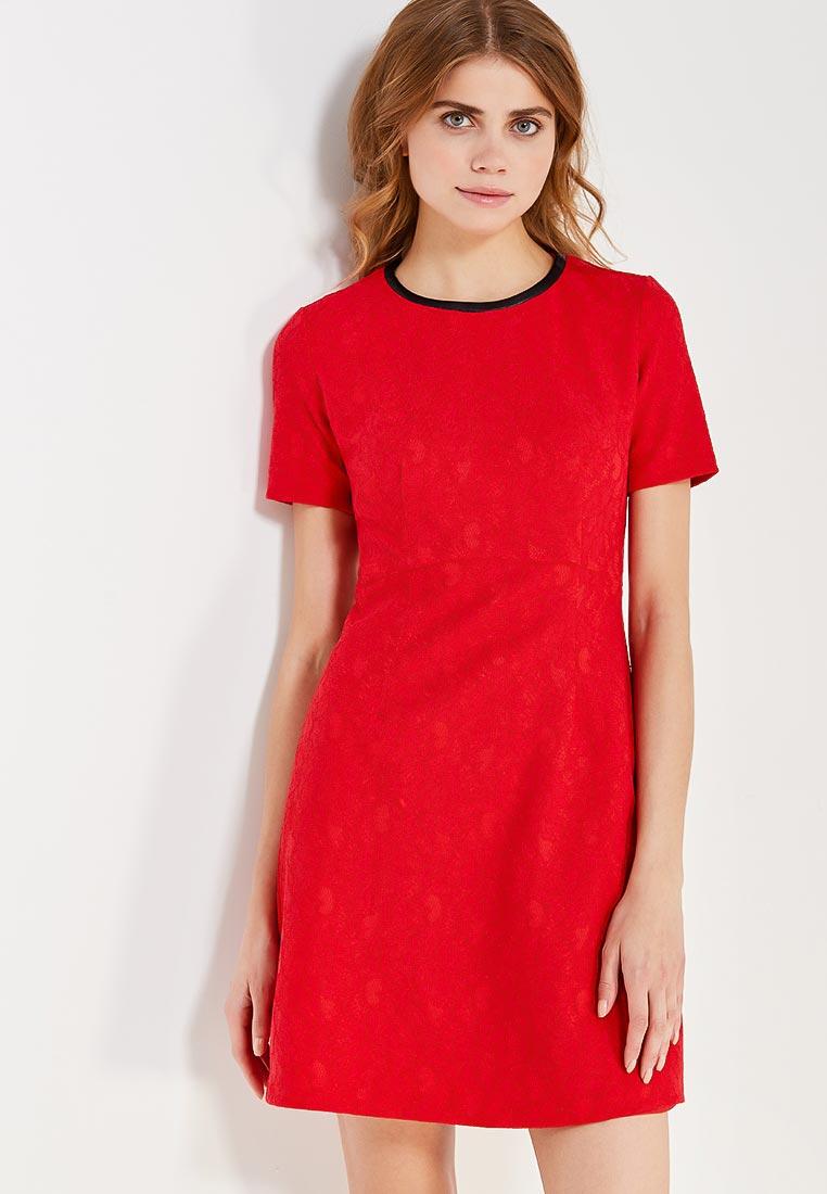 Вечернее / коктейльное платье oodji (Оджи) 11900213/45991/4500L