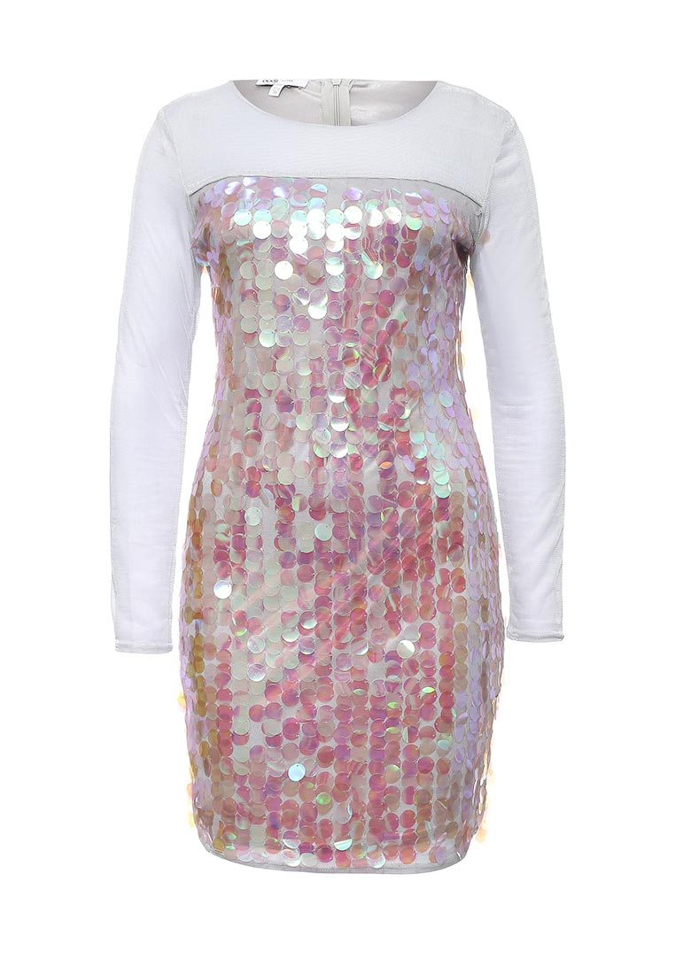 Вечернее / коктейльное платье oodji (Оджи) 14001100M/26389/2019X