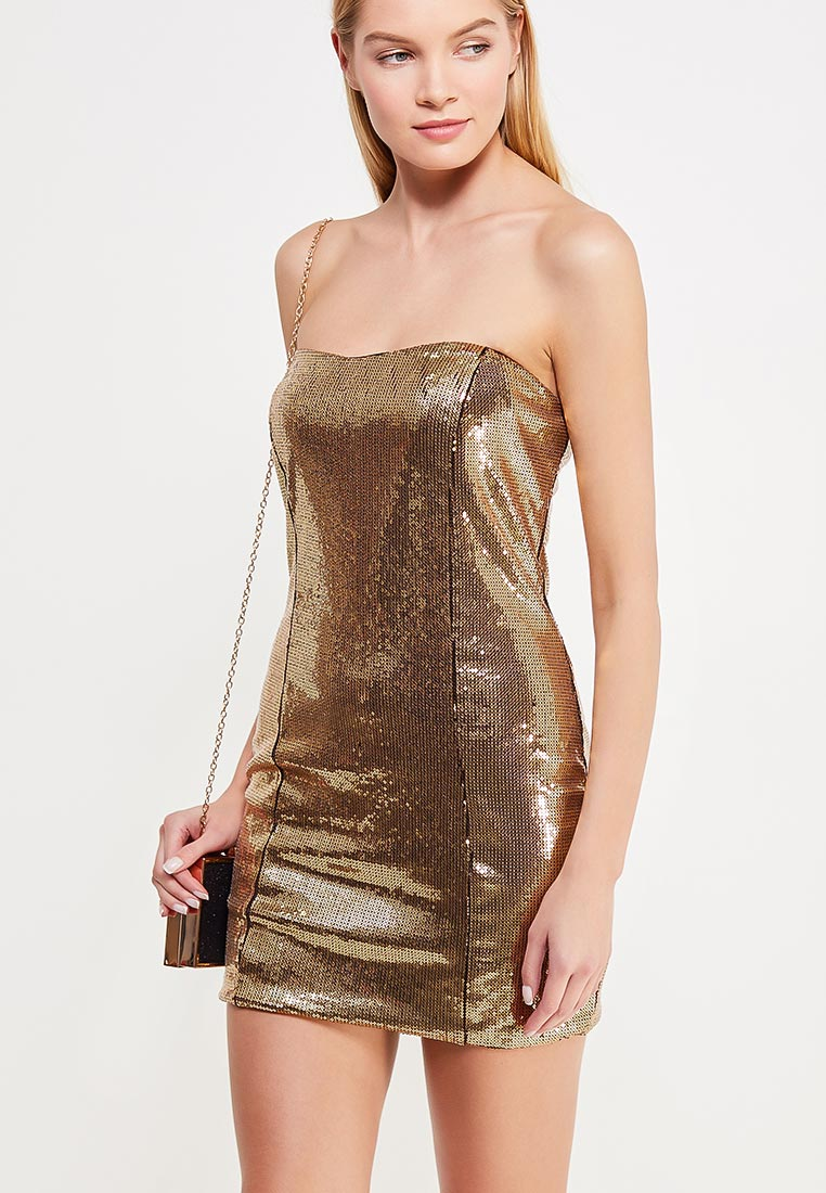 Платье-мини oodji 14006054-1/33310/9329X