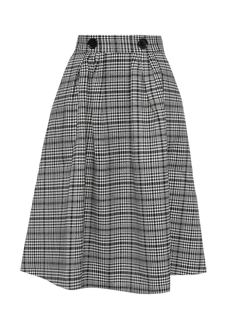 Широкая юбка oodji (Оджи) 11600433/45768/2912C