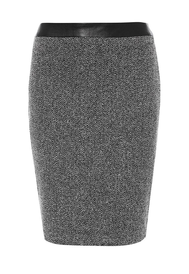 Прямая юбка oodji (Оджи) 24101042-3/46082/2912J