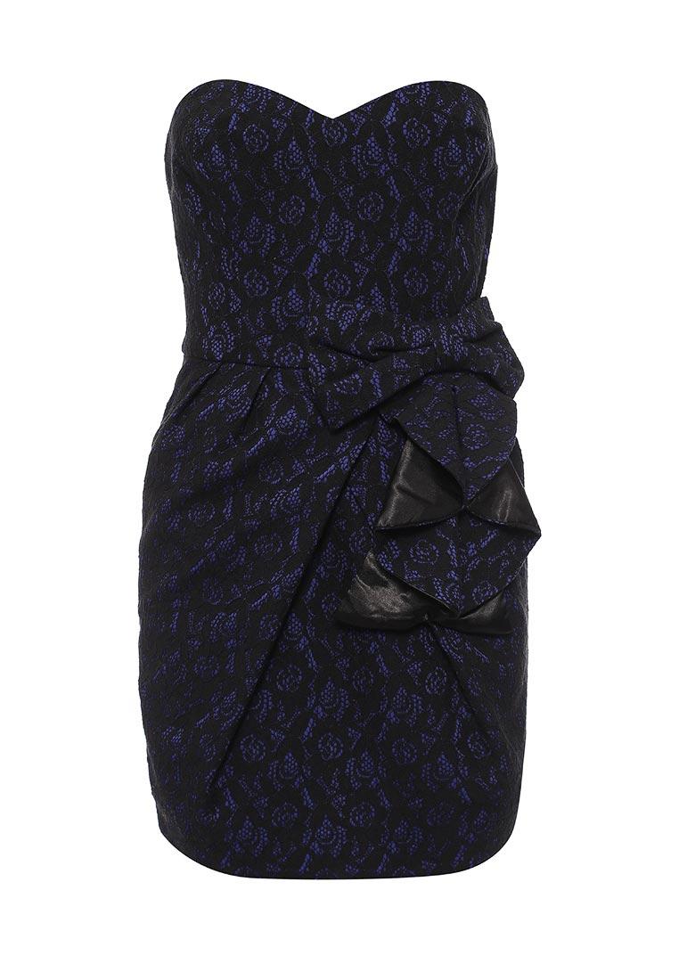 Вечернее / коктейльное платье oodji 11902121-1/33130/7529L