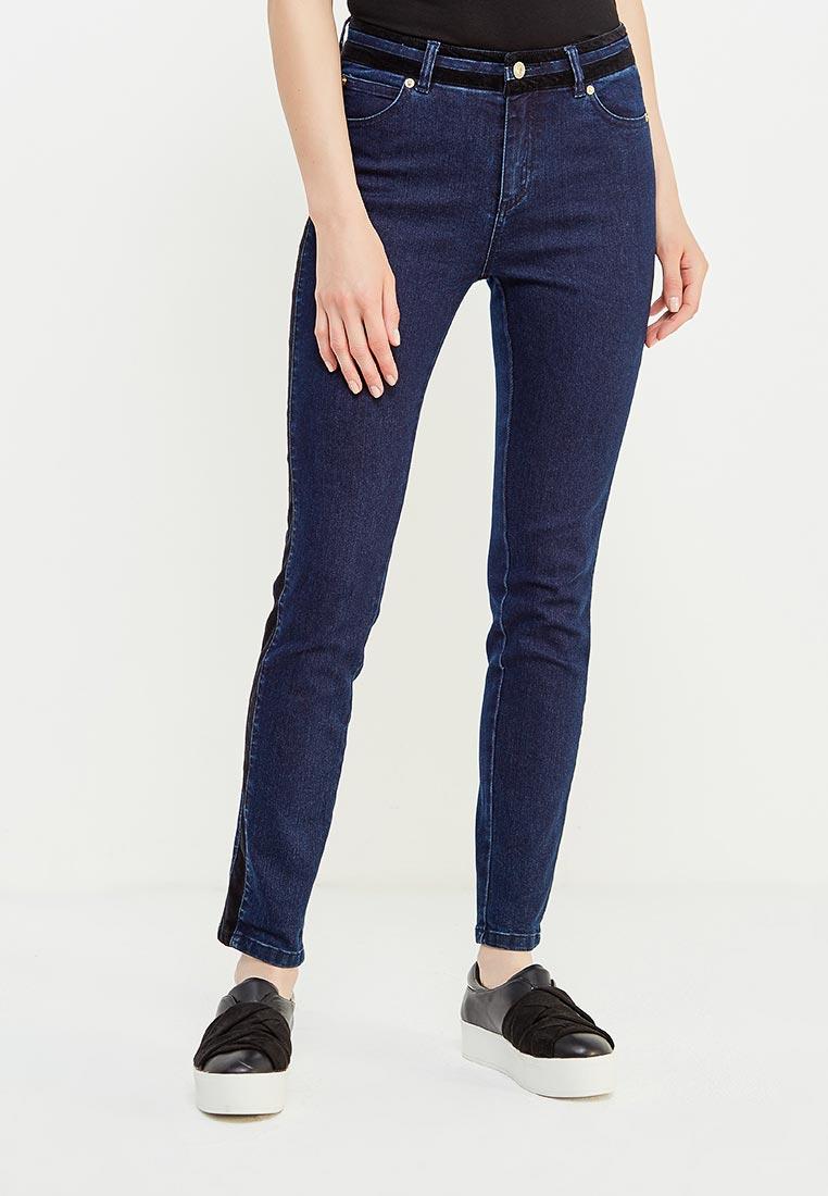 Зауженные джинсы oodji (Оджи) 12103142/19603/7900W