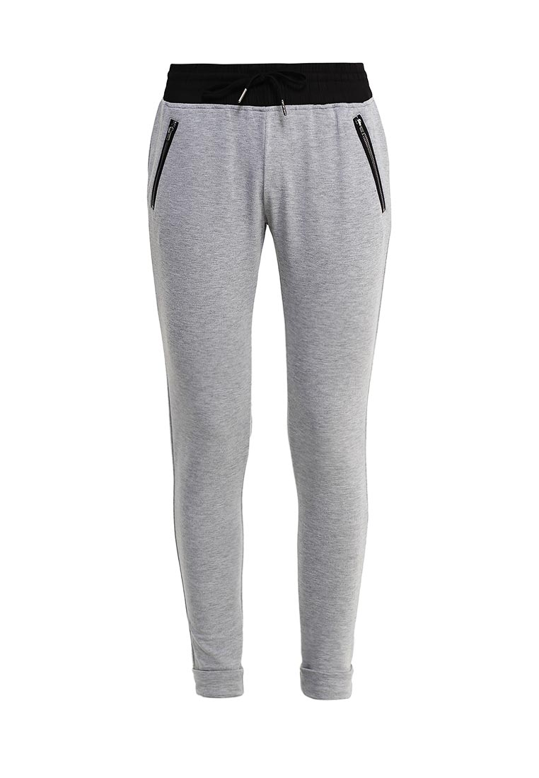 Женские спортивные брюки oodji (Оджи) 16700046/42335/2329B
