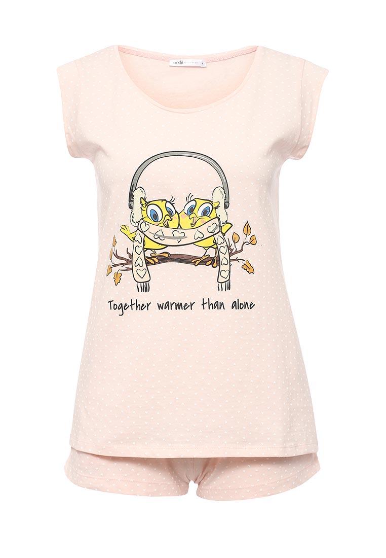 Пижама oodji (Оджи) 56002196/35518/4041P