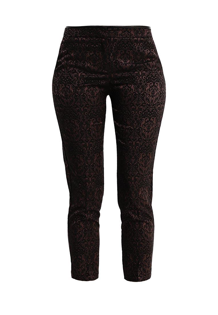Женские зауженные брюки oodji (Оджи) 21709006-1/38560/3929J
