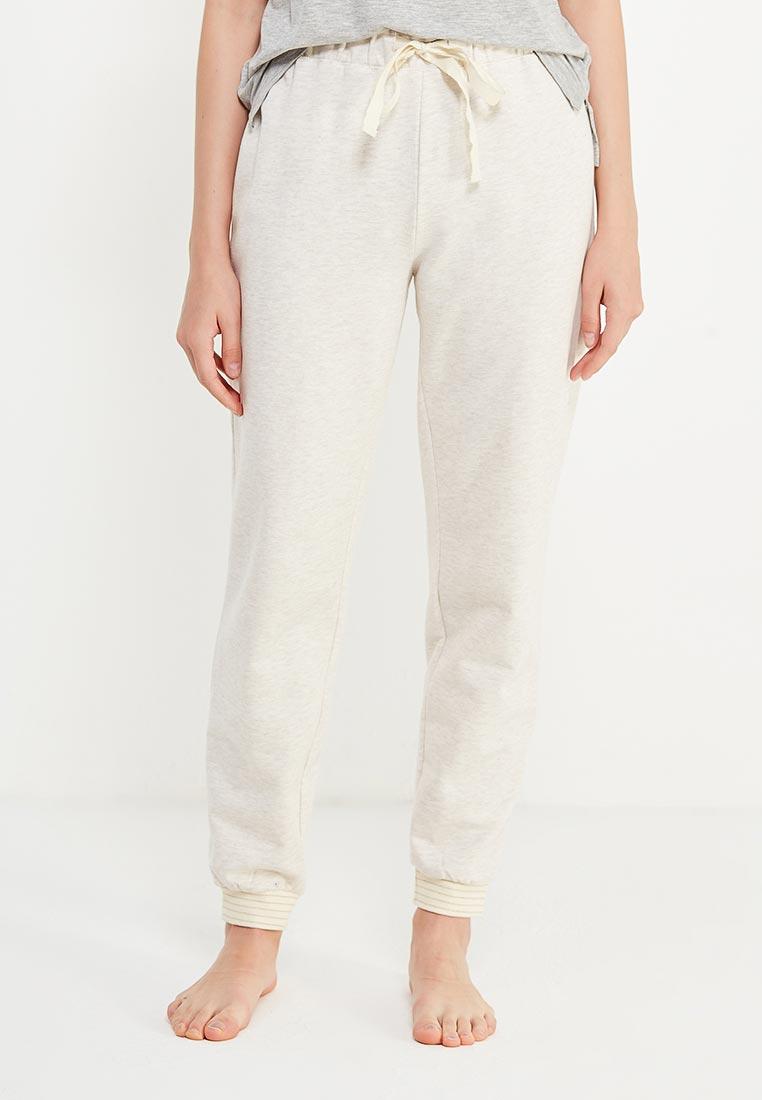 Женские домашние брюки oodji (Оджи) 59807033/45851/3352B