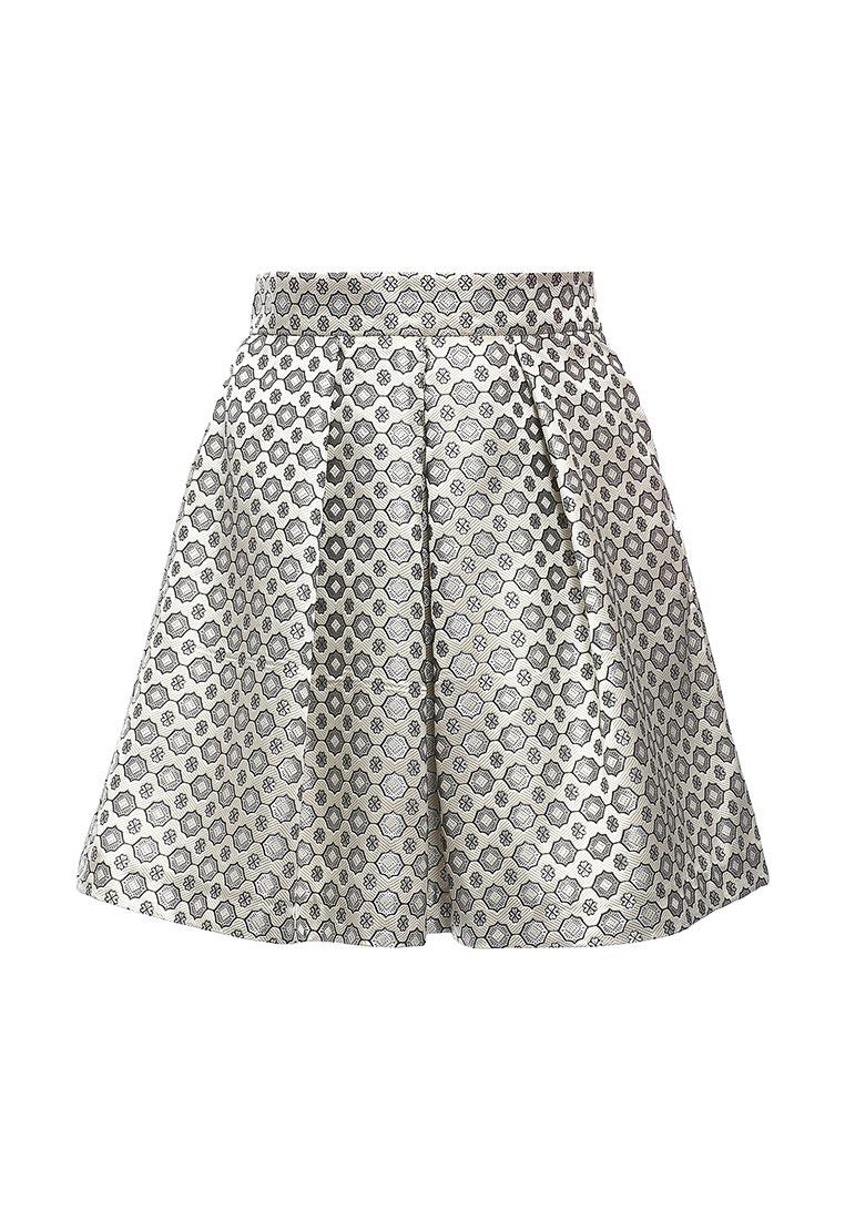 Широкая юбка oodji (Оджи) 11600396-3/45935/1229G