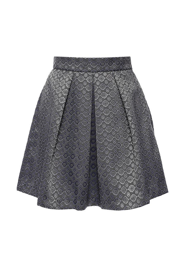 Широкая юбка oodji (Оджи) 11600396-3/45935/2529G