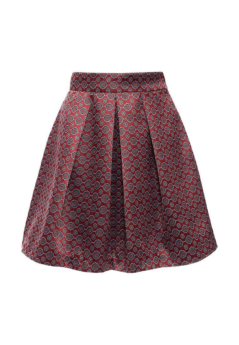Широкая юбка oodji (Оджи) 11600396-3/45935/4529G