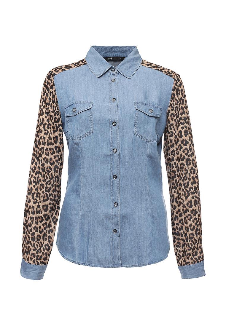 Женские джинсовые рубашки oodji 11405131-1/42579/7035A