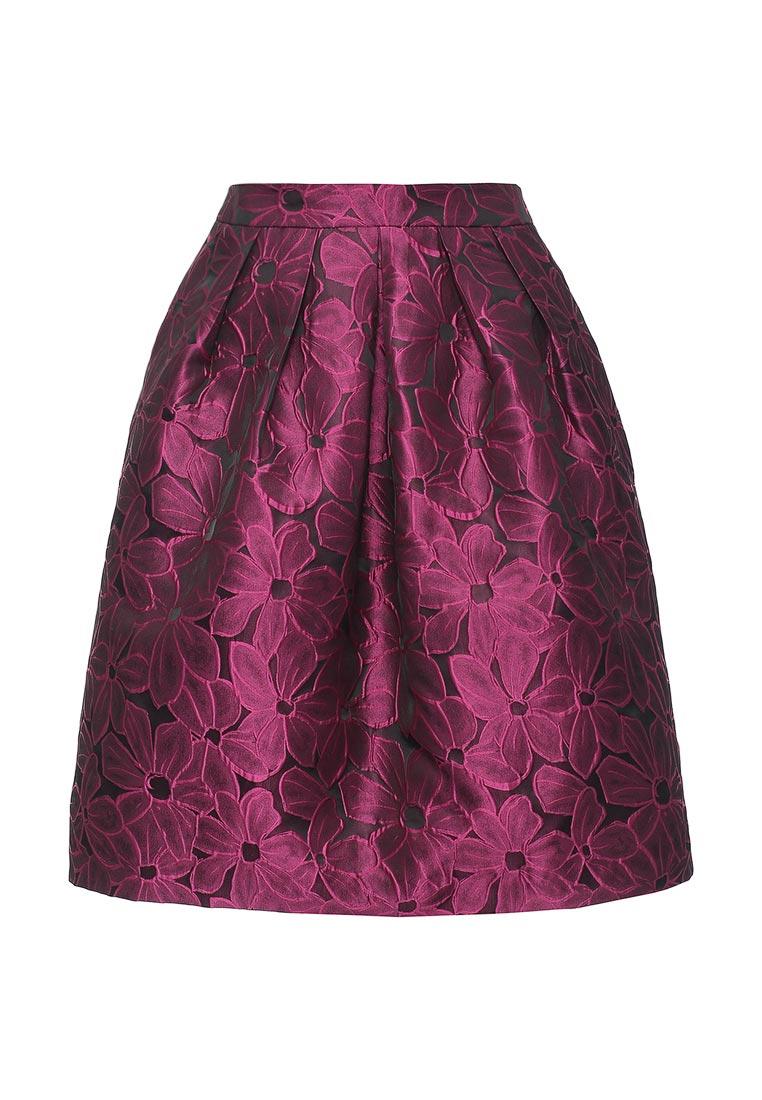 Широкая юбка oodji (Оджи) 21600287/45970/2947F