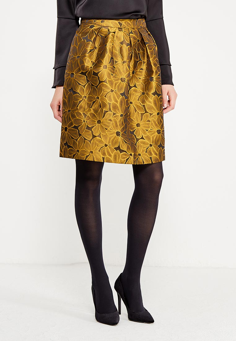 Широкая юбка oodji 21600287/45970/2957F