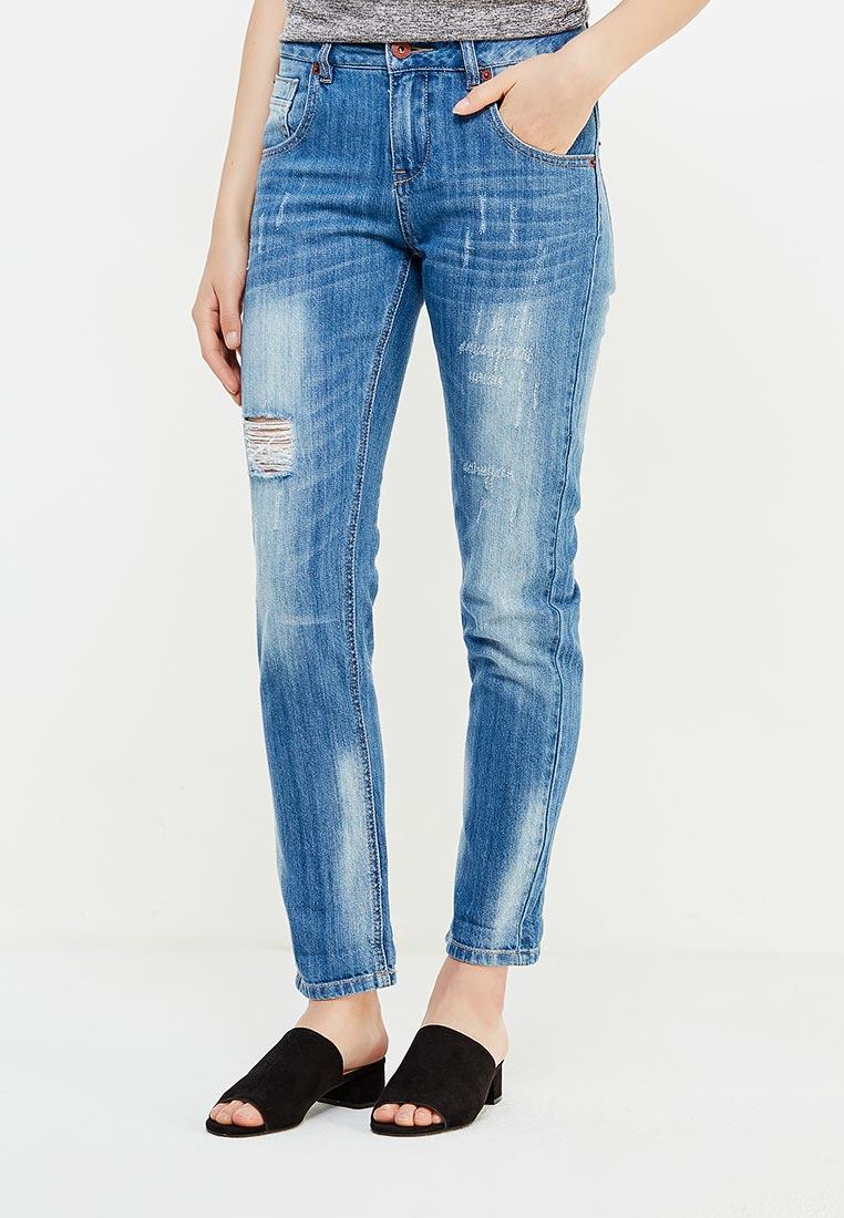 Зауженные джинсы oodji (Оджи) 12105015/42559/7000W