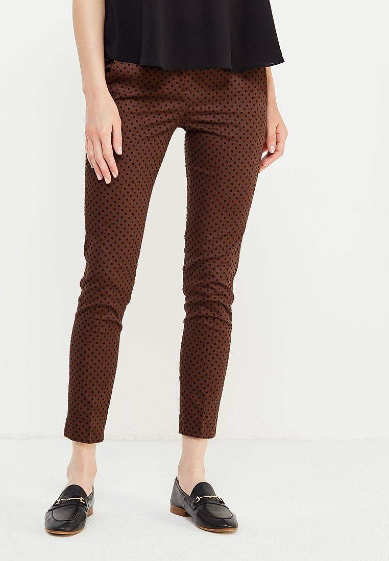 Женские зауженные брюки oodji (Оджи) 11706202-1/32816/3929D