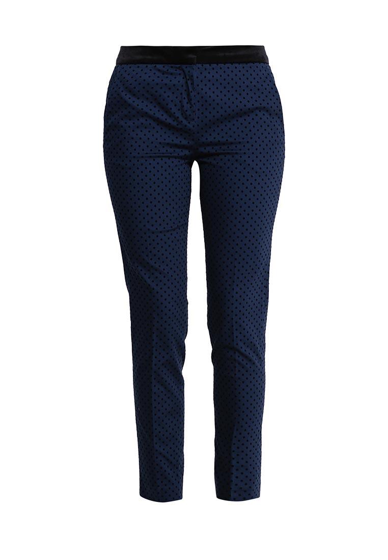 Женские зауженные брюки oodji (Оджи) 11706202-1/32816/7929D