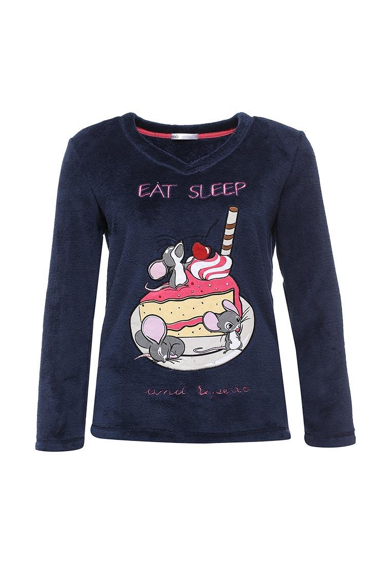 Домашняя футболка oodji (Оджи) 59811013-1/38319/7941P