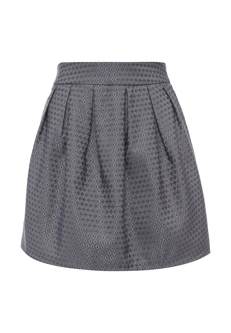Широкая юбка oodji (Оджи) 11600388-2/46140/2529D