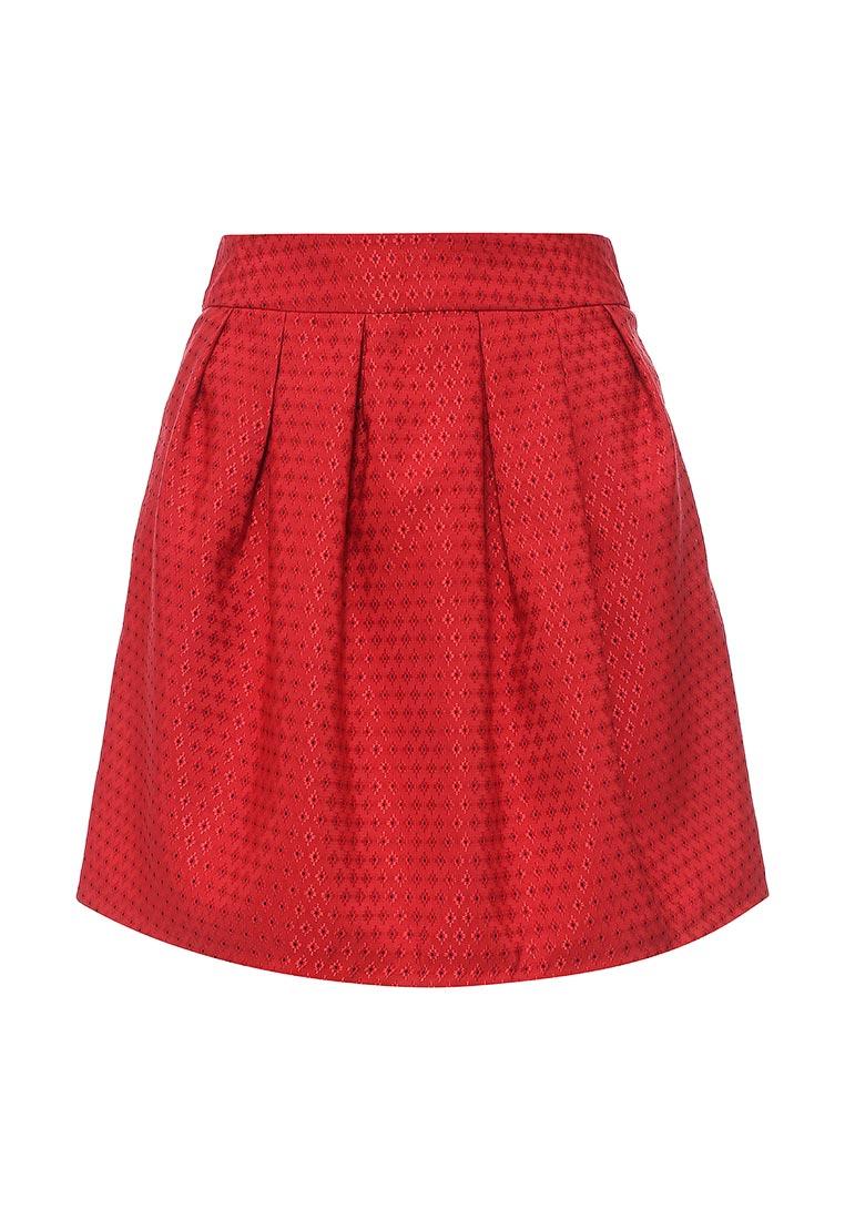 Широкая юбка oodji (Оджи) 11600388-2/46140/4529D