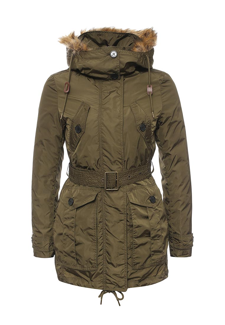 Куртка oodji (Оджи) 21D03001/45795/6800N