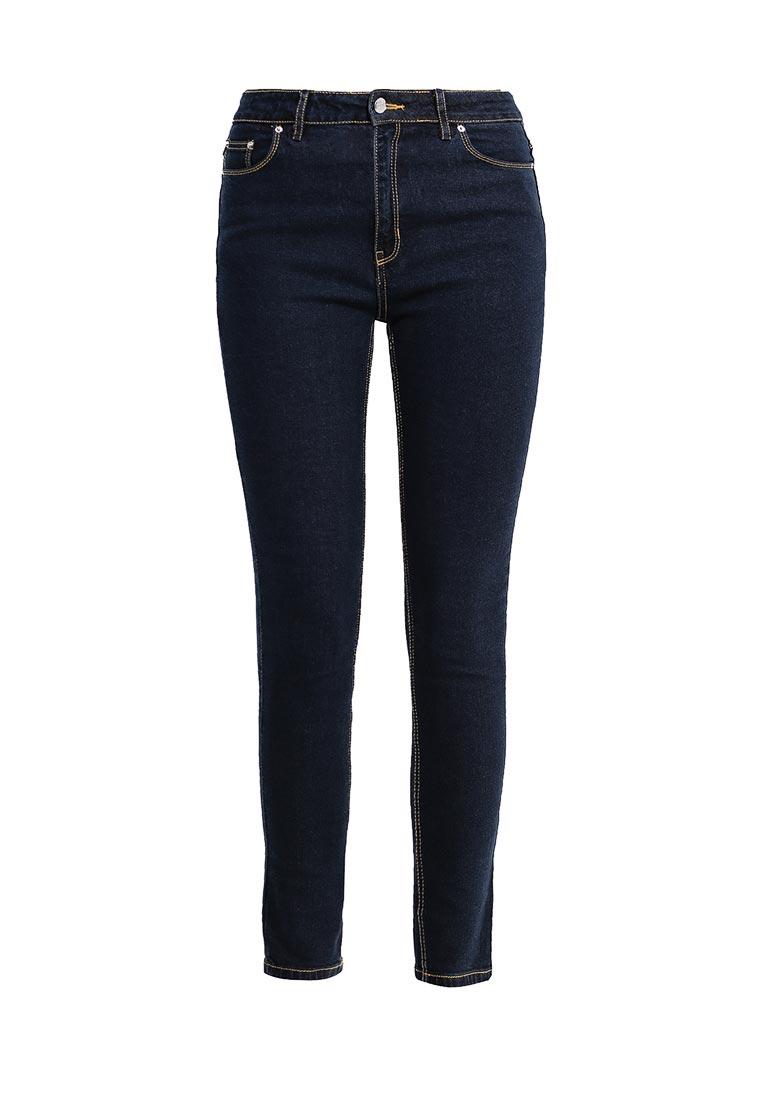 Зауженные джинсы oodji (Оджи) 22104027/20161/7900W