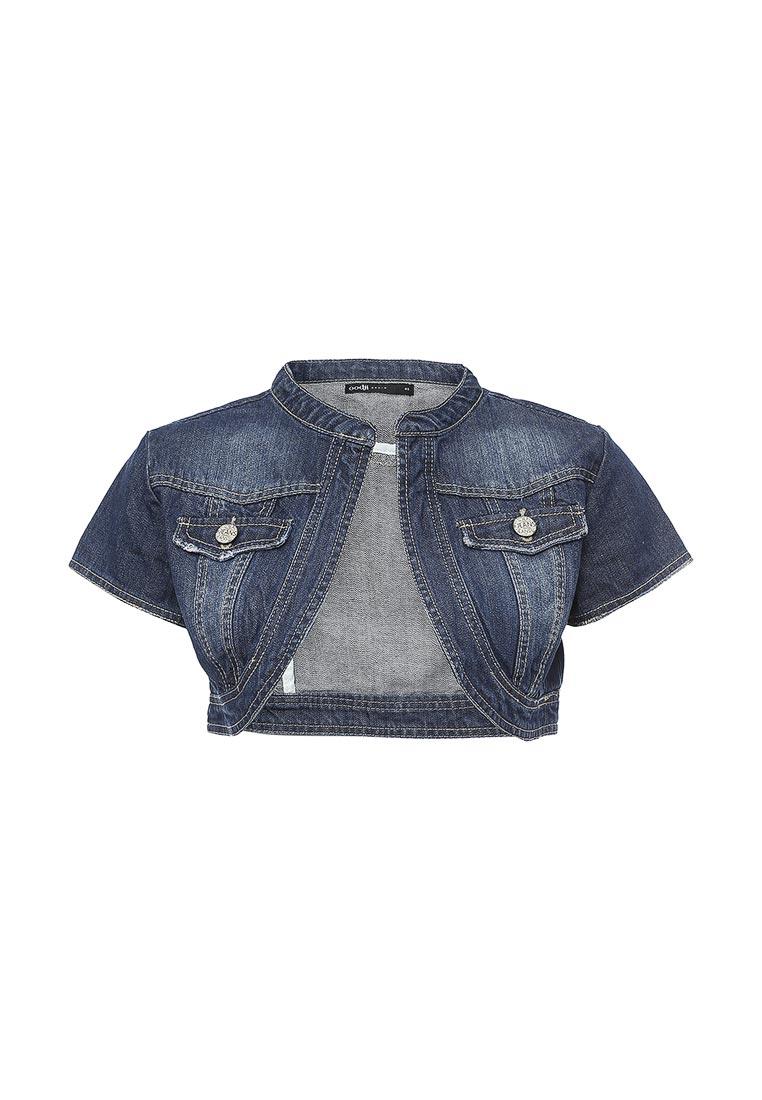 Джинсовая куртка oodji (Оджи) 11109020/22301/7500W