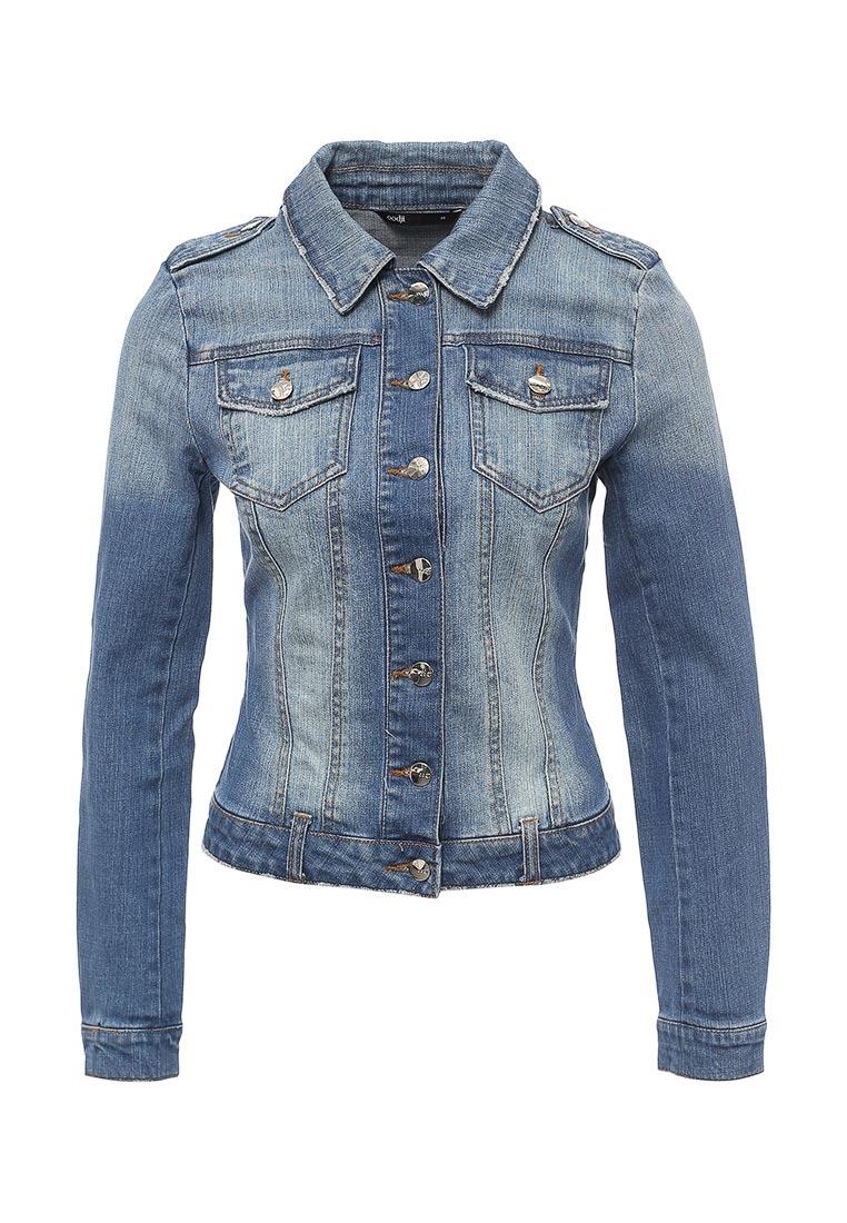 Джинсовая куртка oodji (Оджи) 11109023/42877/7500W