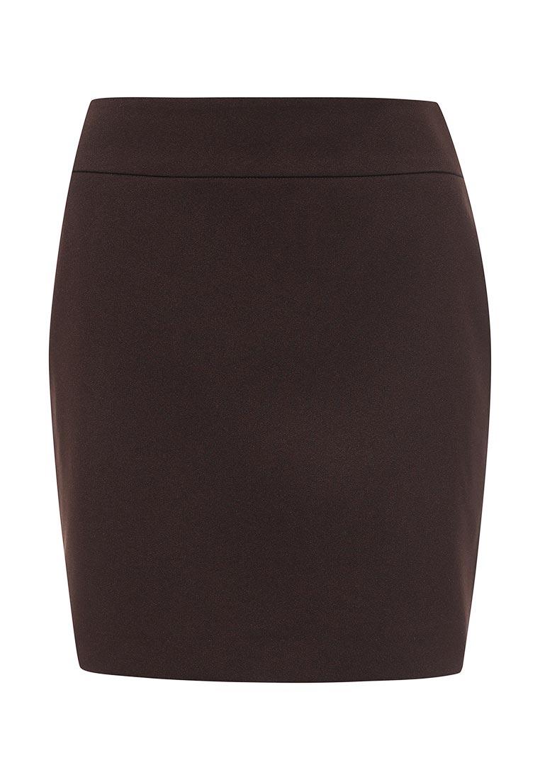 Прямая юбка oodji (Оджи) 11600399-1B/14917/3900N
