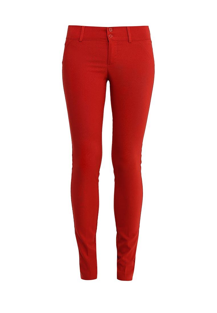 Женские зауженные брюки oodji (Оджи) 11700212B/14007/4500N