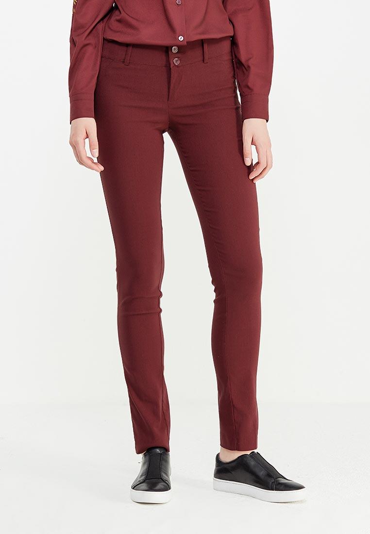 Женские зауженные брюки oodji (Оджи) 11700212B/14007/4900N