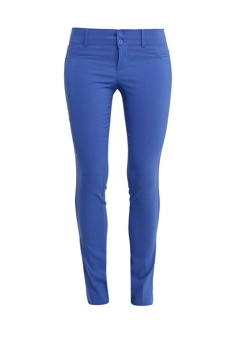 Женские зауженные брюки oodji (Оджи) 11700212B/14007/7500N