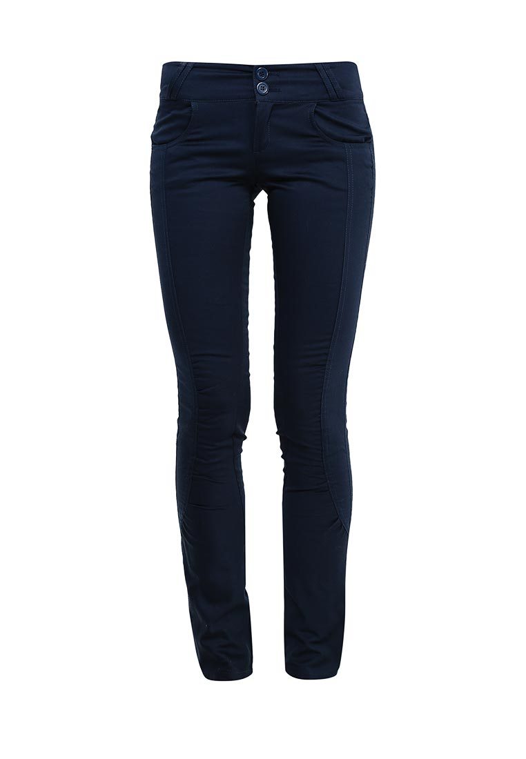 Женские зауженные брюки oodji (Оджи) 11717038/14522/7900N