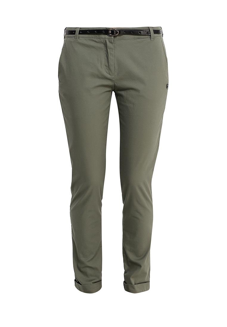 Женские зауженные брюки oodji (Оджи) 11706190-3B/32887/6800N