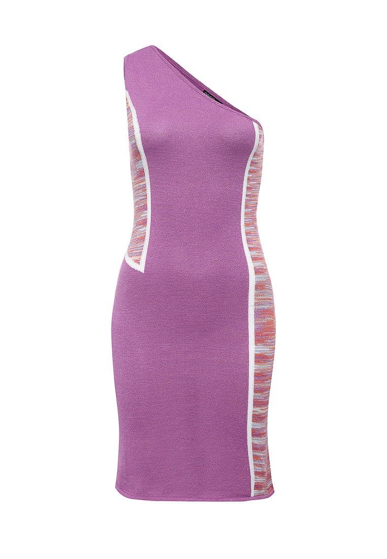 Вязаное платье oodji (Оджи) 63912053M/16733/198