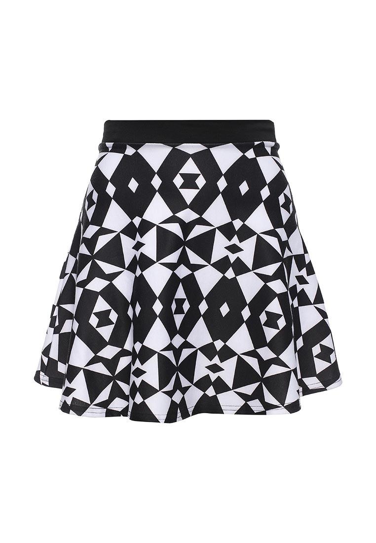 Широкая юбка oodji (Оджи) 14100070M/18610/2910G